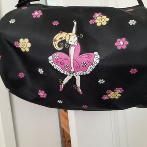 Horizon dance ballet duffle bag